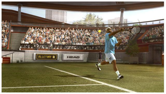 Top Spin 4 será compatible con PlayStation Move