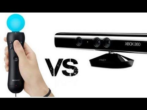 Kinect ha vendido 5 veces más que Playstation Move