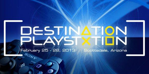 Anunciado el evento Destination PlayStation 2013
