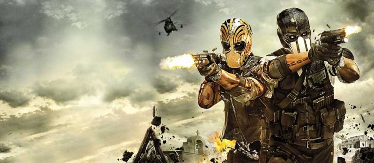 Análisis. Army of Two: The Devil´s Cartel