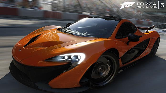 Forza Motorsport 5 tendrá 60FPS y correrá en 1080p