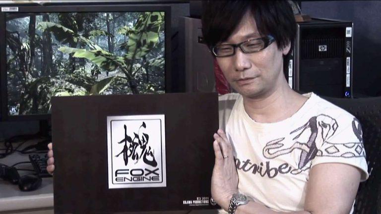 Entrevista a Hideo Kojima sobre MGS 5