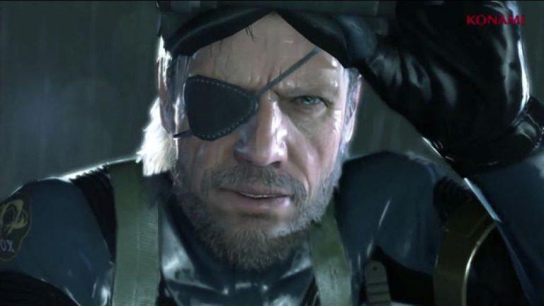 Metal Gear Solid V: The Phantom Pain se retrasa hasta 2015