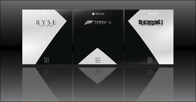 Contenidos exclusivos de las Ediciones Day One de Forza Motorsport 5, Ryse: Son of Rome y Dead Rising 3