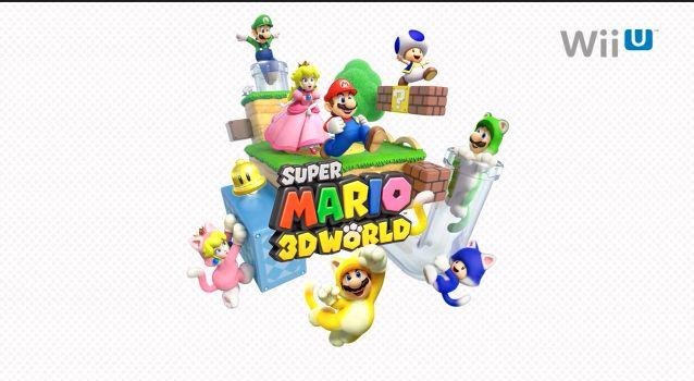 Anuncio de TV japonés de Super Mario 3D World