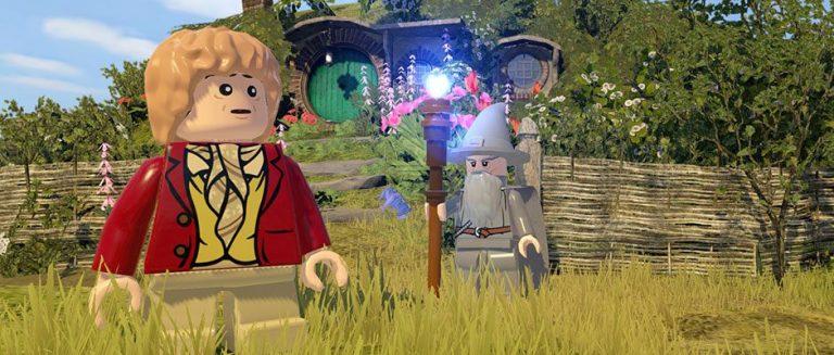 Anunciado LEGO El Hobbit para 2014