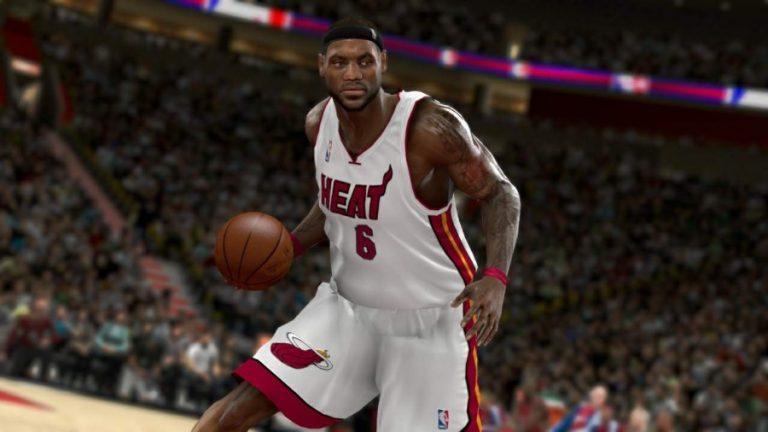 Problemas con el modo online de NBA 2k14