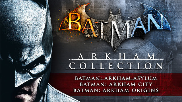 Anunciado Batman: Arkham Collection para PS3, Xbox 360 y PC