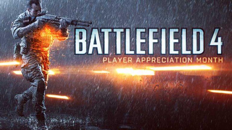 DICE regalará bonus y mejoras en Battlefield 4 por los problemas de conexión
