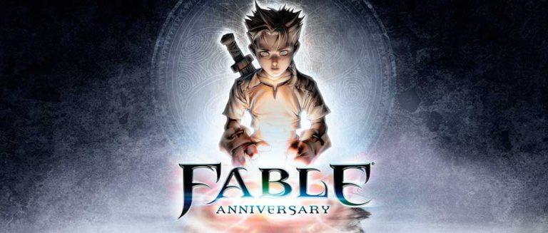 Ya está disponible Fable Anniversary