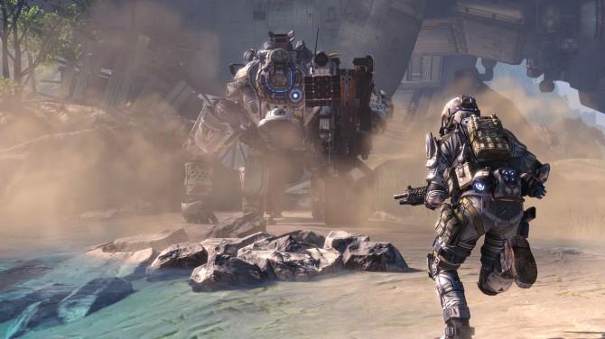 Un nuevo parche añade la opción de las partidas privadas en Titanfall