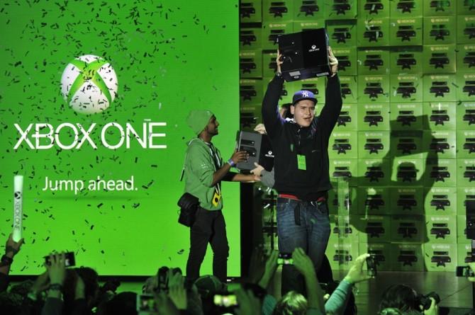 Más de 3 millones de Xbox One vendidas en 2013