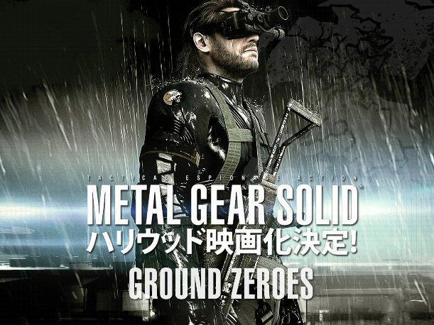 Metal Gear Solid V: Ground Zeroes usará segundas pantallas para desplegar el iDroid de Snake