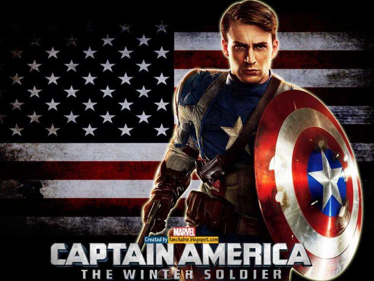 Nuevo tráiler de Captain America: The Winter Soldier