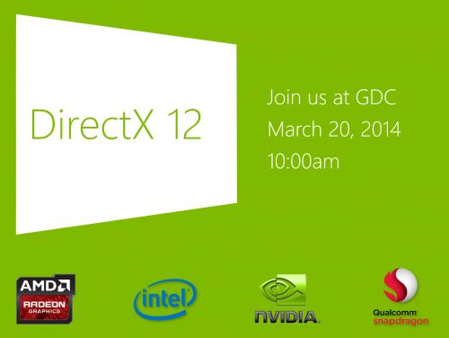 Microsoft se apunta a la Next Gen con DirectX 12