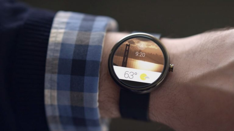 Google presenta el Android Wear, sistema operativo para wearables