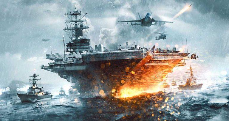 Naval Strike para Battlefield 4 se retrasa en PC