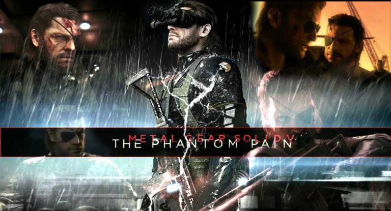 Konami apunta el lanzamiento a principios de 2015 para Metal Gear Solid 5: The Phantom Pain