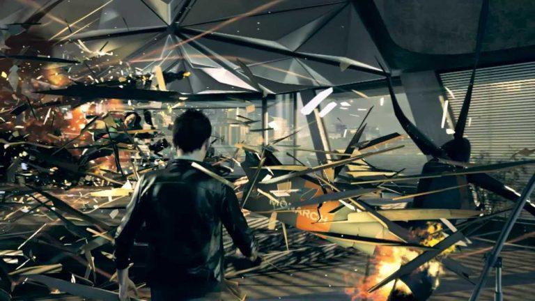 Confirmado: Quantum Break se va a 2015 y nos muestra nuevo vídeo