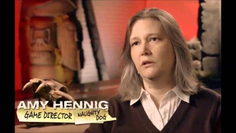 Amy Hennig, ex directora creativa de Uncharted 4, ficha por Visceral Games