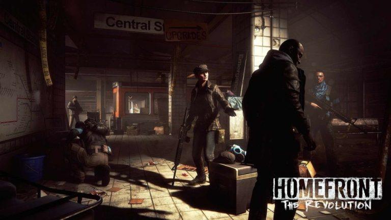 Confirmada la fecha de lanzamiento de Homefront: The Revolution