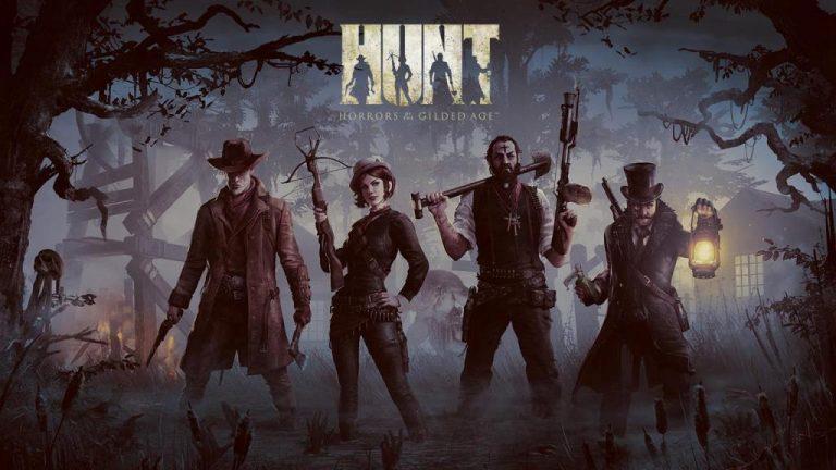 Crytek anuncia HUNT: Horrors of The Gilded Age, acción cooperativa para la nueva generación