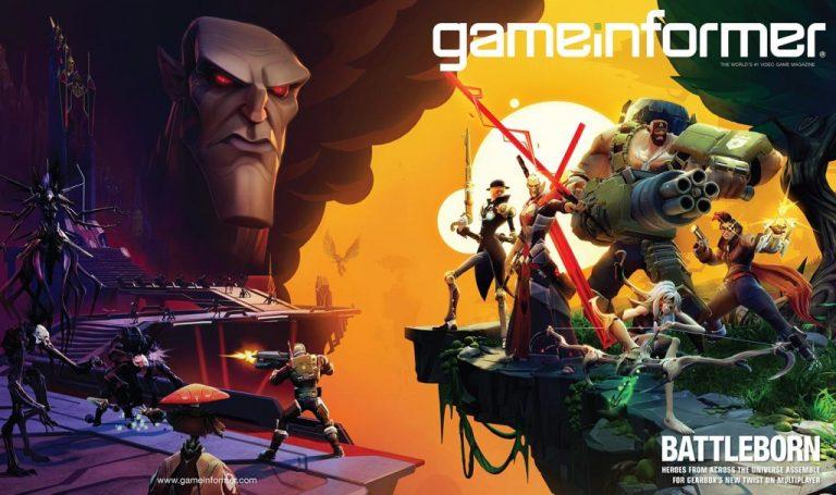 Battleborn es lo nuevo de Gearbox
