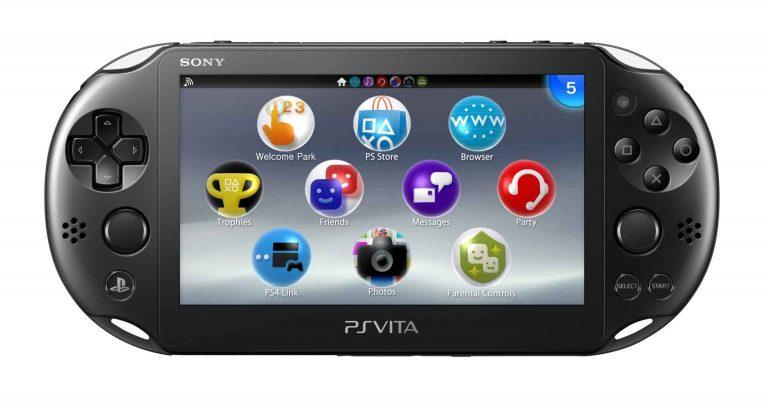 PS Vita Slim arrasa en Estados Unidos