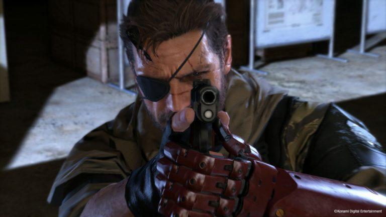 Nuevo gameplay de Metal Gear Solid V: The Phantom Pain desde la Gamescom