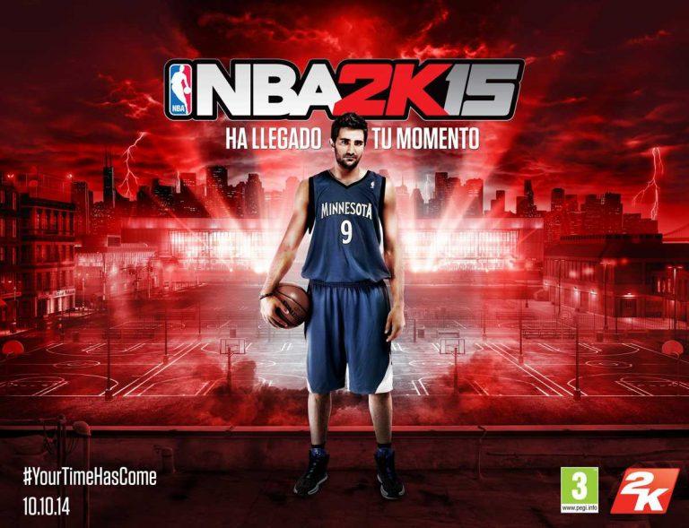 Presentación de los Cleveland Cavaliers en NBA 2K15