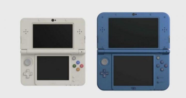 Nintendo anuncia New Nintendo 3DS, un nuevo modelo de la portátil
