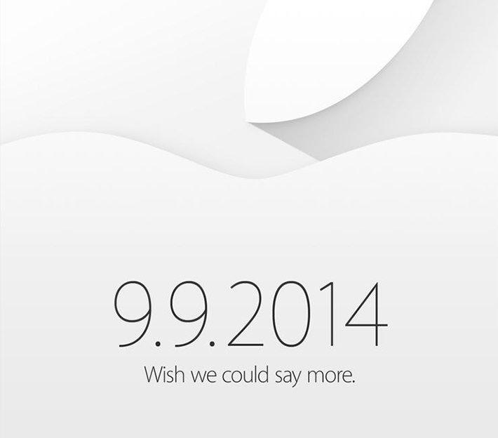 Apple presentará el nuevo iPhone el día 9 de septiembre