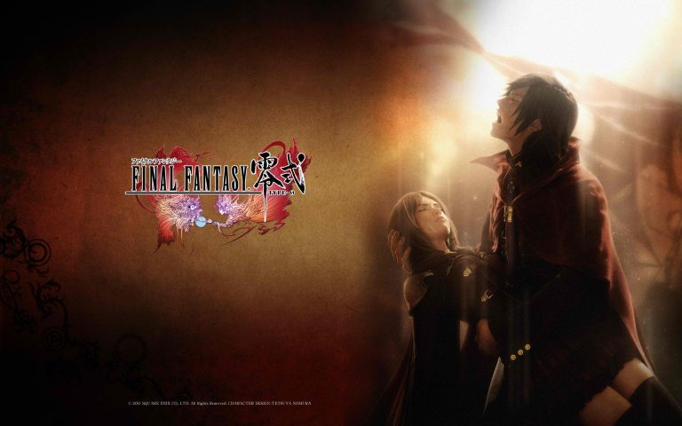 La conferencia de Final Fantasy Type 0 en el TGS traducida al inglés