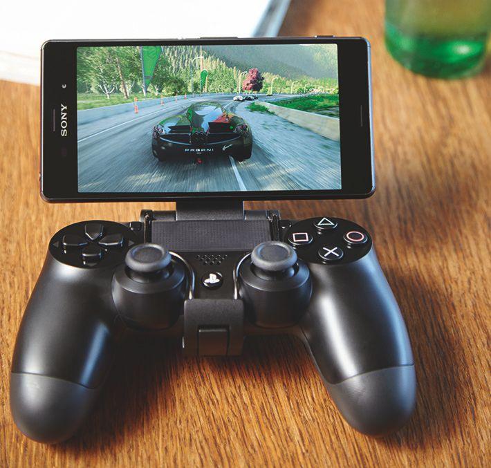 Remote Play para PS4 disponible para Android