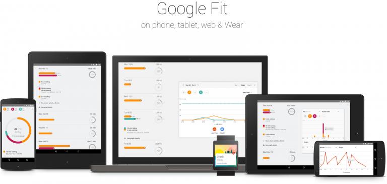 Ya disponible Google Fit para Android