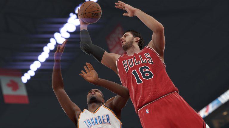 Estas son todas las novedades de NBA 2K15
