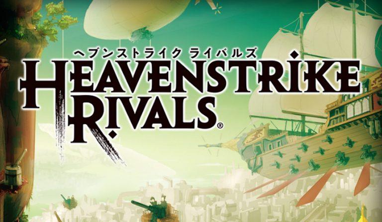Nueva actualizacion de Heavenstrike Rivals