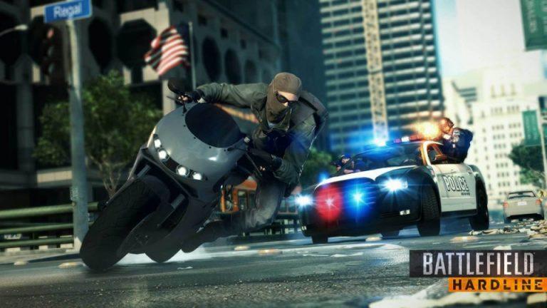 Battlefield Hardline presenta impresionante Live-Action tráiler