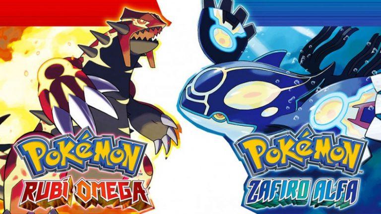 Guía oficial Pokémon Rubí Omega y Pokémon Zafiro Alfa: Pokédex Nacional oficial