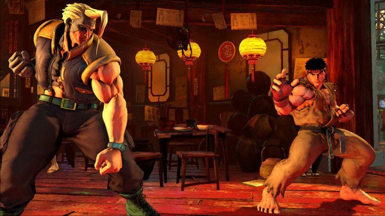 Tráiler de los Modos de Juego de Street Fighter V