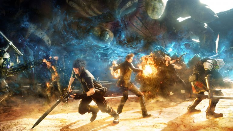Final Fantasy XV confirmado para 2016
