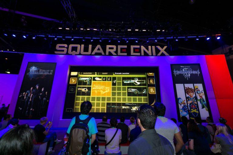 Square Enix celebrará una conferencia previa al E3 en Los Ángeles