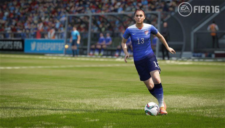 FIFA 16 incluirá las mejores selecciones de fútbol femenino