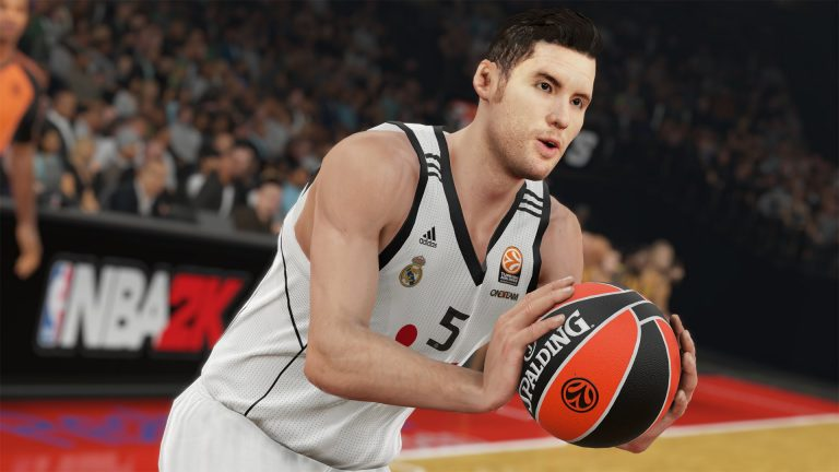 NBA2K15 se actualiza para la Final Four de la Euroliga
