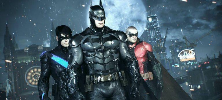 Batman: Arkham Knight en PC recibe parche solucionando los problemas del juego