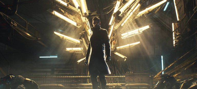 Entre bastidores en la demo para prensa de Deus Ex: Mankind Divided