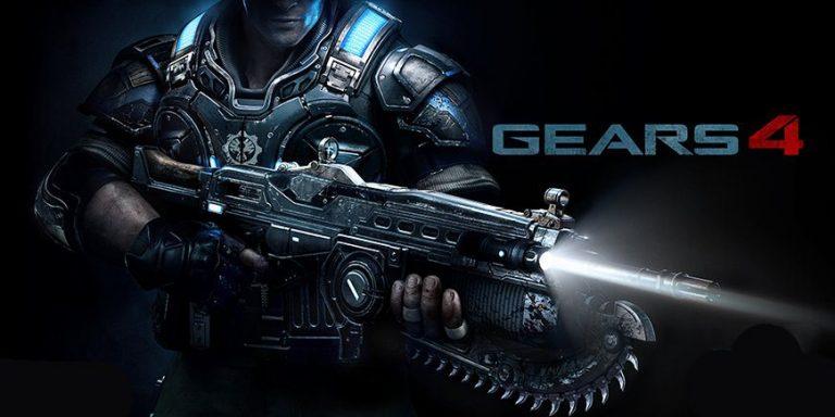 Gears of War 4 a la venta el 11 de octubre