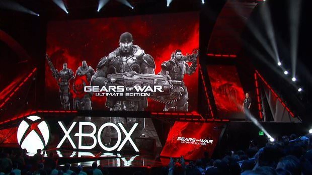 Anunciado Gears of War: Ultimate Edition para Xbox One #E32015