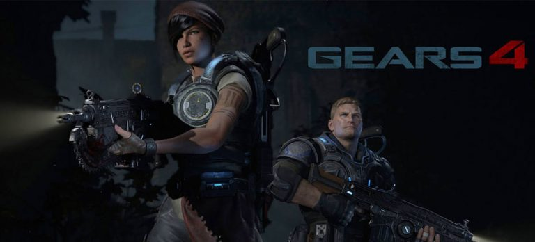 Mucho gameplay de la beta multijugador de Gears of War 4