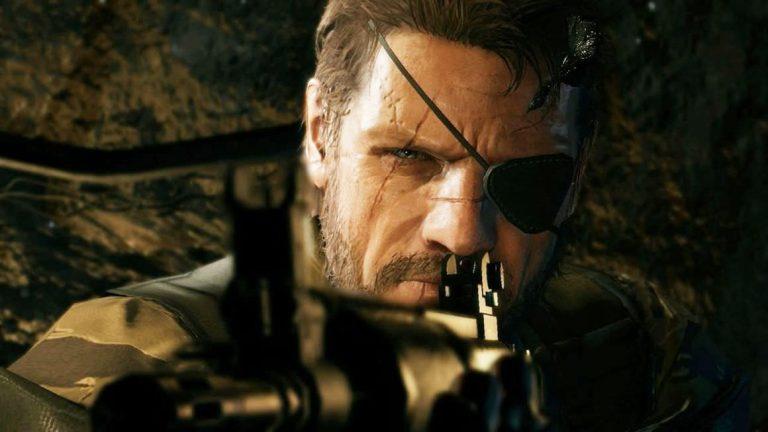 Gameplay de 40 minutos de Metal Gear Solid V: The Phantom Pain #E32015
